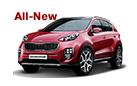 All New Sportage 2019
